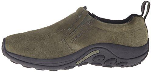 Merrell Men's Jungle Moc Slip-On Shoe, Dusty Olive, 8 M US