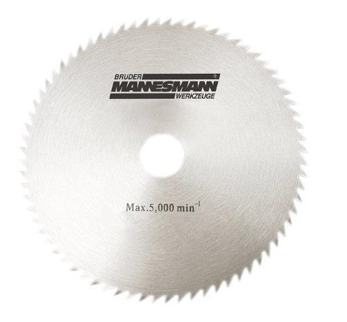 Mannesmann Ersatzsägeblatt zu M12830 + 12835, 254 x 25,4 mm , M12831