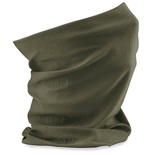 ASVP Shop Stirnband Bandana Outdoor Kopfbedeckung Schal Bandana Breites Stirnband Headwrap Sturmhaube Schlauchmaske Multifunktionstuch Kopfbedeckung Einheitsgröße olivgrün