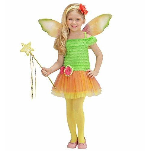 FLOWER FAIRY - 3-4yrs/4-5yrs (dress wings headband)