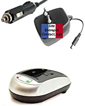 Chargeurs pour Outil /électroportatif 2SSX Powery Chargeur pour Batterie Hitachi perceuse visseuse DS 14 Set 7,2V-18V