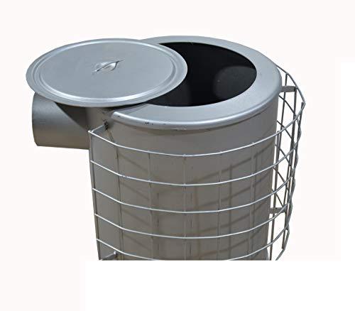 FERRETERIA LEPANTO Calefacción de combustibles sólidos
