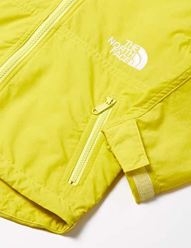 [ザノースフェイス]ジャケットベビーコンパクトジャケットNPB21810サルファースプリンググリーン90