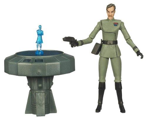 Hasbro Star Wars Clone Wars Animated Action Figure Admiral Yularen