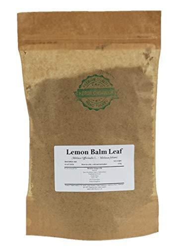 Herba Organica Citroenmelisse Blad - Melissa Officinalis L / Lemon Balm Leaf (100g)