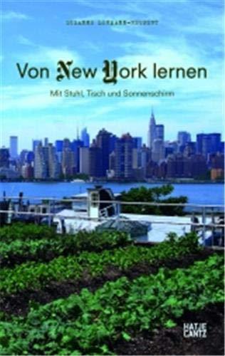 Von New York lernen: Mit Stuhl, Tisch und Sonnenschirm