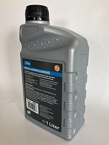Güde 40056 spezial Kompressorenöl 1000ml, Modell/Form sortiert