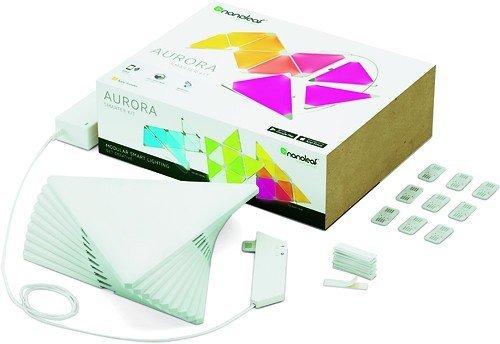 Nanoleaf Aurora Smart Lighting Kits オーロラスマート照明キット [並行輸入品]