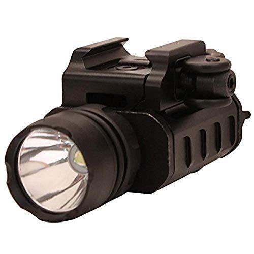 UTG 400 Lumen Compact LED Weapon Light with QD Lever Lock , Black