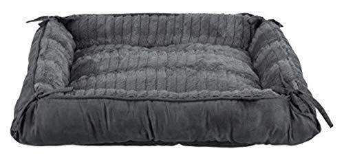 Trixie 28550 Bett/Kissen Relax, 70 × 60 cm, anthrazit