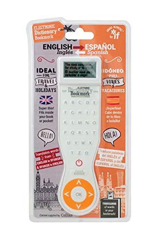Electronic Dictionary Bookmark (Translation Edition) - Spanish-English