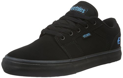 Etnies Etnies Damen Barge Ls W's Skateboardschuhe, Black (Black/Black/Blue545), 41 EU