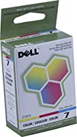 Dell DH829 Series 7 Color Ink Cartridge 966/968/968w Standard Capcity by Dell