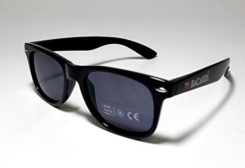 Bacardi Sonnenbrille Nerd Brille UV 400 Schutz