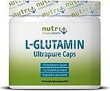 L-GLUTAMIN KAPSELN Ultrapure - 150 Mega Caps je 1000mg ohne