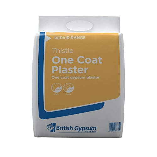 Artex Thistle One Coat Plaster 7.5kg