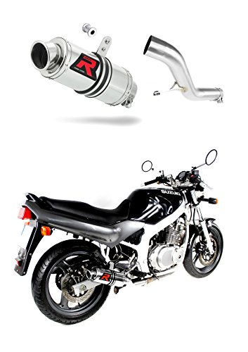 Dominator Exhaust silenciador de escape SUZUKI GS 500 88-02 + DB Killer (GP I)