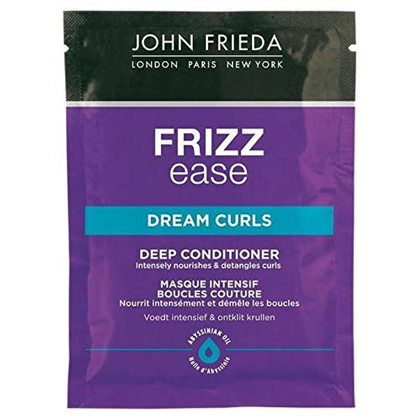 橋脚バンブリッジ[John Frieda ] ジョン?フリーダ縮れ容易夢のカールコンディショナー25ミリリットル - John Frieda Frizz Ease Dream Curls Conditioner 25ml [並行輸入品]