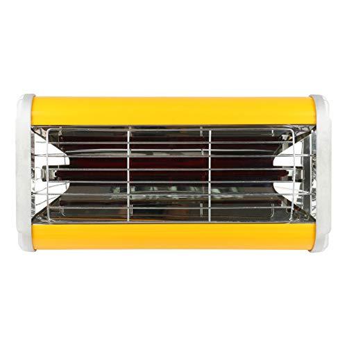BELEY 1100W Lámpara de Curado de Secador de Pintura Infrarroja para Hornear de Mano, Kit de Herramienta de Secador de Pintura de Reparación de Carrocería