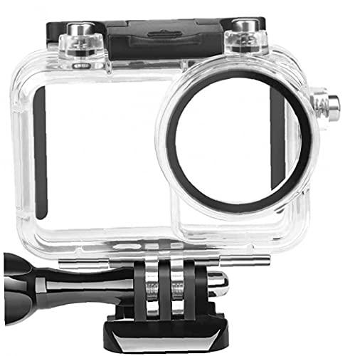 Ruluti Submarino Shell Protector Impermeable de acción de la cámara Caso Buceo Deportes Accesorio de la cámara
