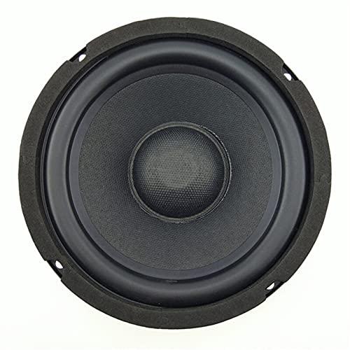 YHMY2020 Altavoz portátil Bluetooth 6. 5 Pulgadas 165 mm Woofer de automóvil Subwoofer Potentes Altavoces 100W 8 Ohm Magnet Grande Papel de Papel de Altavoz GTX 1660 para casa