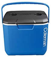 Lightweight portable chiller ice box with PU foam insulation to keep contents chilled for up to 2 days, works best when you keep chilled food/drinks along with ice cubes or freezer packs Large capacity: 28 L capacity for food and drinks, 38 x 0,33 Li...
