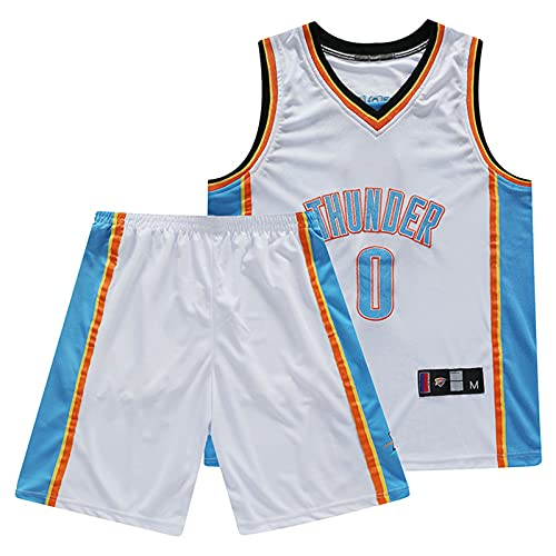 YXST Maglie da Basket NBA #3#13 Maglia da Esterno Senza Maniche in Mesh Senza Maniche con Comodo E Antirughe Traspirante Gilet+Shorts,3,2XL