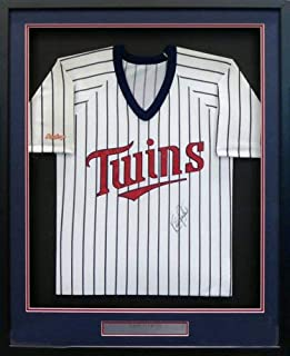Best kirby puckett autographed jersey Reviews