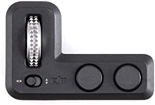 DJI Osmo Pocket Controller Wheel - Anillo para un Control Preciso del Movimiento de Giro e Inclinación Cambio Rápido Entre los Modos de Gimbal-Negro