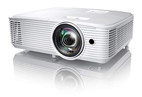OPTOMA TECHNOLOGY X309ST videoproyector Proyector para Escritorio 3700 lúmenes ANSI DLP XGA (1024x768) 3D Blanco
