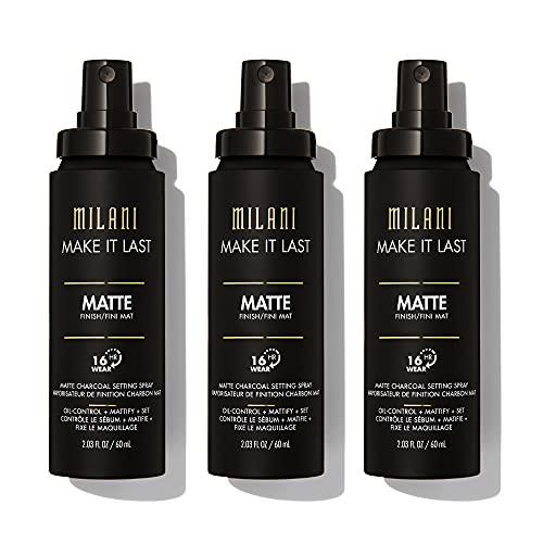 Milani Make It Last 3-in-1 Setting Spray and Primer- Prime + Correct + Set (2.03 Fl. Oz.) Makeup Finishing Spray and Primer - Long Lasting Makeup Primer and Spray