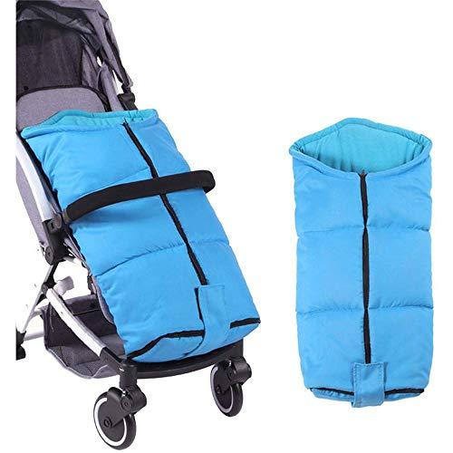 SSZZ Voetzakhoes, winddichte bonting bag voor kinderwagen, bescherming tegen hitte en winter