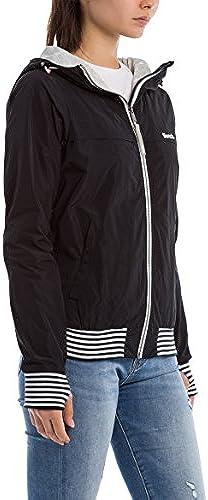 Bench Damen Easy Jacket Solid Jacke