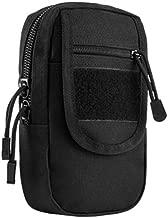 M1SURPLUS Tactical Black MOLLE Compatible Concealed Carry Pouch Fits Walther CCP PPS PPK PPK/S Hk H&k VP9SK P30SK P2000SK Sub Compact Pistols