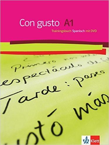 Con gusto A1: Trainingsbuch + DVD (Spanisch) ( 27. Januar 2010 )
