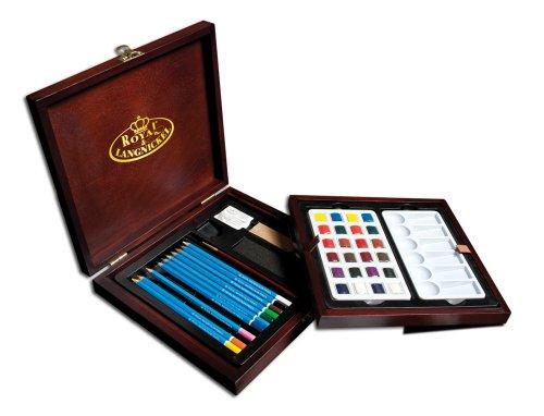 Premier Box Set-Watercolor Pencil