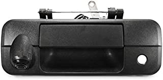 PYvideo Backup Camera with Tailgate Handle for Toyota Tundra (2007-2013) for Universal Monitors (RCA)