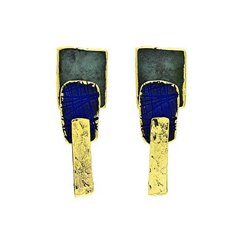 Pendientes de Bronce de la colección Tres Capas