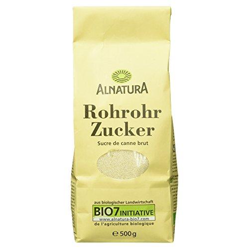 Alnatura Bio Rohrohrzucker, 500g
