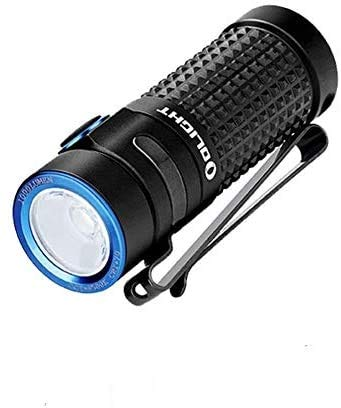 Olight S1R Baton II EDC Torch Light Max 1000 Lumens Compact Single Rechargeable IMR16340 Powered LED Flashlight Torch for CampingHiking Dog Walking