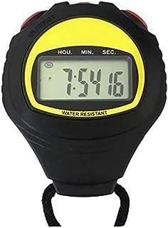 JINHAN ماء ساعة توقيت ساعة توقيت مع تاريخ المنبه للتدريب السباحة اللياقة البدنية كرة السلة لعبة الرياضة في الهواء الطلق St...