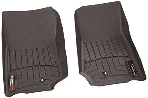 WeatherTech Custom Fit Front FloorLiner for...