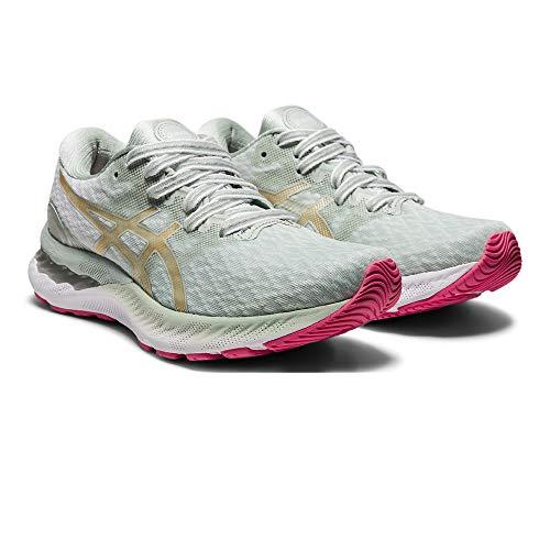 Asics Gel-Nimbus 23, Road Running Shoe Mujer, Vert For Xe3 T Dor Xe3, 44.5 EU