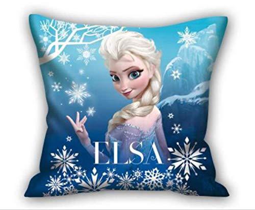 Frozen - Die Eiskönigin Anna & ELSA Kinder-Kissen 35 x 35 cm, Motiv:Motiv 1