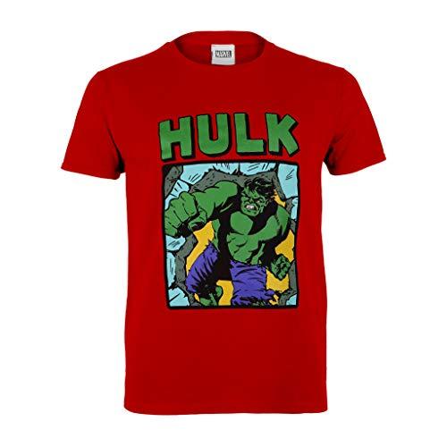 Popgear, Camiseta Hulk para Niño,...
