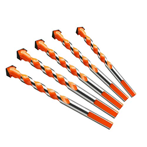 Generic Multi-Function Ultimate Triangle Drill Bits for Plastic Aluminum Alloy Ceramic Punching Hole Working Quick Change Marble Perforating Stainless Steel - Type1