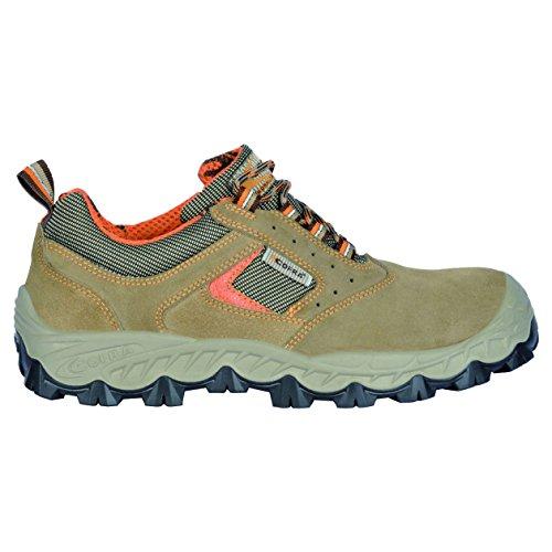"""Cofra FW060-000.W42, scarpe antinfortunistiche, taglia 42 S1 P SRC""""New Adriatic"""" - Beige"""