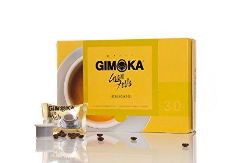 Original italienischer Kaffee Kaffeekapsel Gran Festa 30 Stück 198g für Kaffeemaschine Whi Caffe Tiny oder Edge