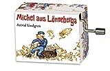 Fridolin Spieluhr / Music Box 'Michel im Holzschuppen', Melodie: Michel war ein Lausejunge