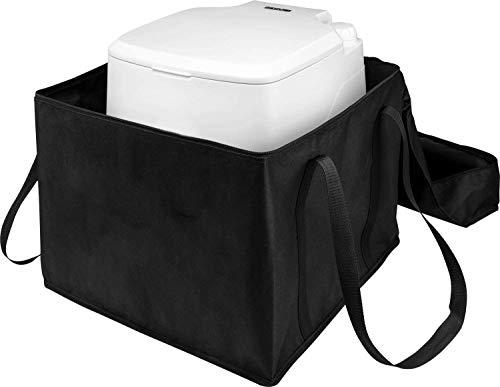 JUTTA Bolsa de almacenamiento portátil para inodoro Porta Potti Qube 145 165 335 345 365 565,...